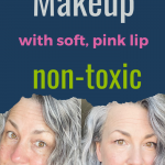 Natural over 40 makeup