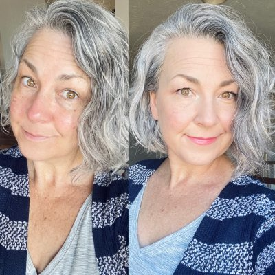 Soft and Natural Over-40 Makeup