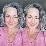 over 40 minimalist makeup look