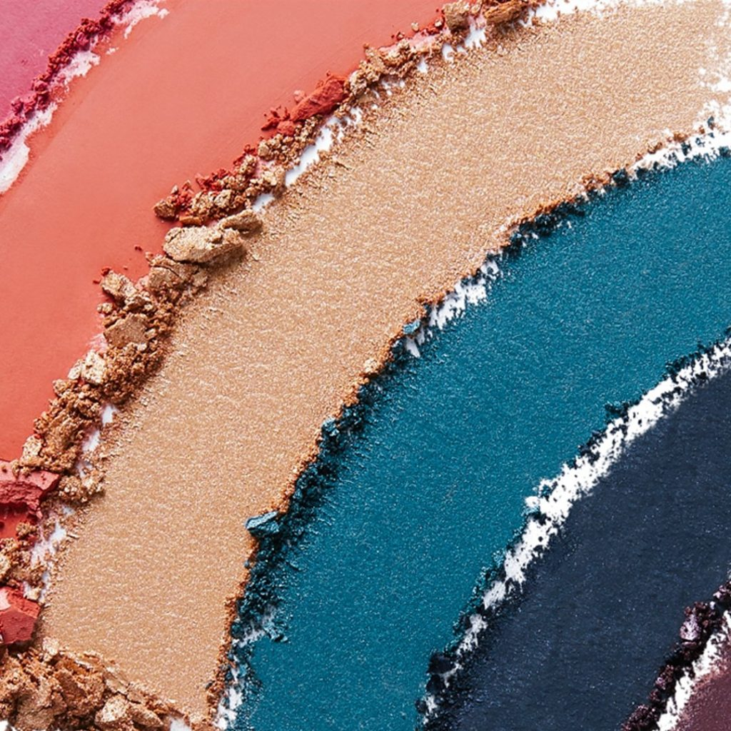 how to adapt makeup for gray hair powder makeup colors